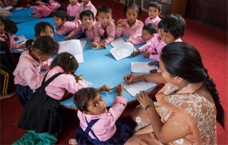 Childcare Early Childhood Development