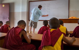Buddhist Monaster