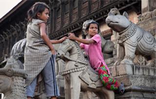Working for Street Children