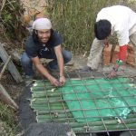 constructing work