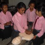 first aid program in school
