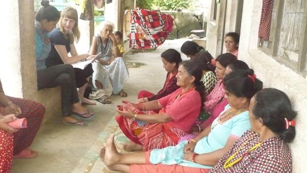 Life skill training at jitpurphedi