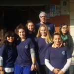 Volunteers at VIN