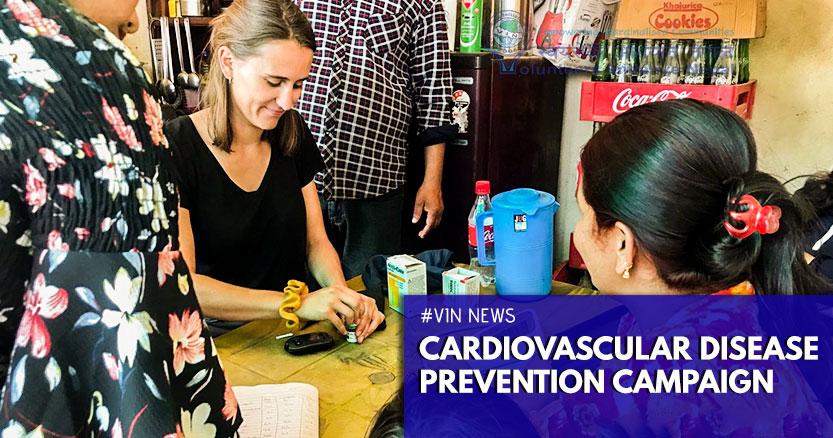 health program volunteering cvd